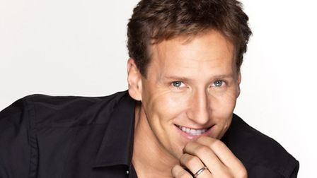 Brendan Cole who is bringing his latest show All Night Long to Norwich Theatre Royal. Picture: Trevo