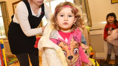 Bramble Bears Pre-School and playgroup in Ashwellthorpe have been awarded a good Ofsted grade. Bylin