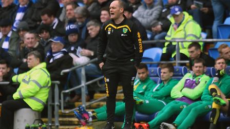 Alex Neil knows the jury is still out on him with many City fans. Picture by Paul Chesterton/Focus