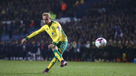 Alex Pritchard hasn't had the impact expected of him at Carrow Road...yet. Picture: FOCUS IMAGES