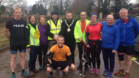 Runners who took part in the first Thetford Parkrun, four years ago, are still taking part in the ev