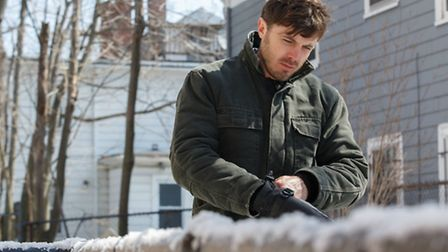 Best Actor nominee and hot Oscar favourite Casey Affleck in Manchester By The Sea. Picture: Amazon S