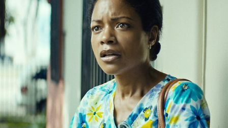 British actress Naomie Harris nominated as Best Supporting Actress for Barry Jenkins' Moonlight. Pic