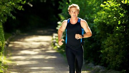 Running is among the activities offered as part of a new scheme to get people in two Norwich communi