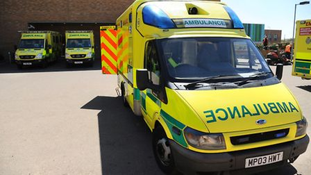 The region's ambulance trust spent more than �44,000 on recruiting three paramedics following a 12-s