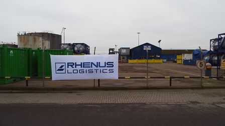 Rhenus opens offshore logistics supply base in Great Yarmouth and Lowestoft. Photo from Rhenus Offsh