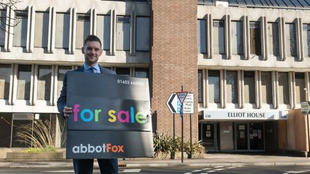 AbbotFox have launched a competition asking people to rename Elliot House. Picture: Haakon Dewing