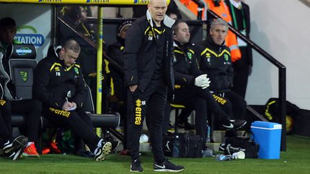 City boss Alex Neil will be determined for his side to build on their recent winning momentum. Pictu