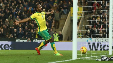 Newcastle keeper Karl Darlow's mistake allowed Cameron Jerome to celebrate before he rolled the ball