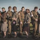 Dereham Theatre Company is performing Dad's Army at the Memorial Hall. Picture: Ashley Cashfield