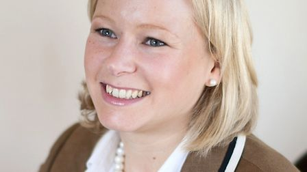 Rachael Hipperson, a rural chartered surveyor and Director of Norfolk based estate agents, chartered