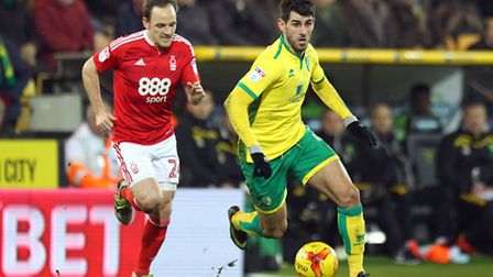 Nelson Oliveira could be out for a month because of a foot injury. Photo: Paul Chesterton/Focus Imag