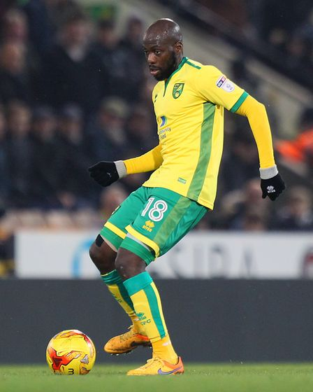 Youssouf Mulumbu is out of contract in the summer. Picture by Paul Chesterton/Focus Images Ltd
