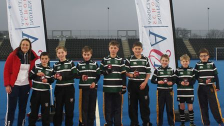 Langley Preparatory School at Taverham Hall's U11s were runners-up at the Independent Schools Associ
