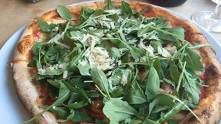 Donnelli's Pizzeria. Florence. Photo from Donnelli's Pizzeria.