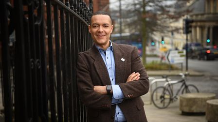 Norwich South MP Clive Lewis. Picture: ANTONY KELLY