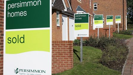 Persimmon Homes. Picture: Persimmon Homes.