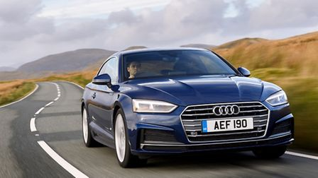 Redesigned Audi A5 has a more purposeful look but hasnt lost its premium image. Picture: Audi