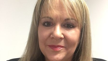 Teresa Budrey, the new eastern region director of the Royal College of Nursing. Picture: Teresa Budr