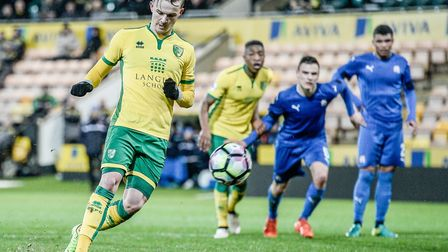 James Maddison picked up a knock that ruled him out of contention for Fulham's visit. Picture: Matt