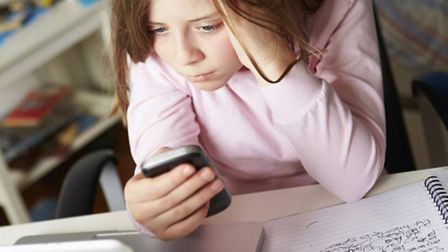 On-line peril: Our children are being confronted with vile internet images. Rachel Moore says it's o