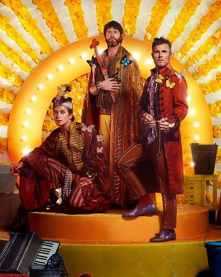 Take That have released their new single Giants, the first song to be revealed from their forthcomin