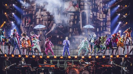 Take That are coming to Norwich in June 2016. Photo: Andrew Whitton.
