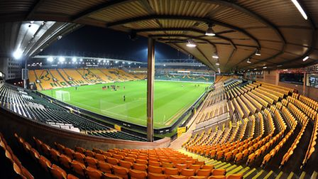 Fans at Carrow Road have been told not to take pictures or film live action during football games at