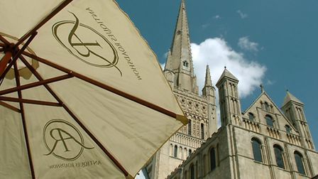 The Antiques Road Show was at Norwich cathedral in 2005 ( Photo: Bill Smith)