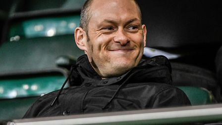 Norwich City's top brass is focused on supporting Alex Neil and his squad over the run-in. Picture:
