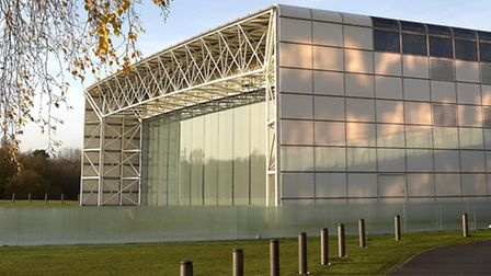 The Sainsbury Centre for Visual Arts. Picture: PETE HUGGINS