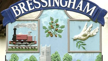 Plans for a grain storage plant in Bressingham have been approved. Picture: DENISE BRADLEY