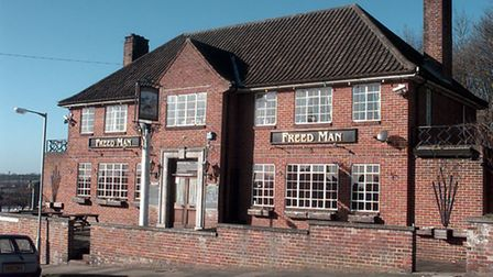 The Freed Man pub, which could be converted into student accommodation. Pic: Archant Library.