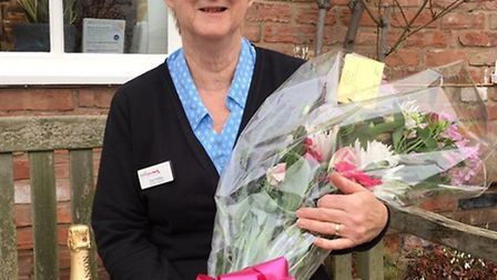 Sue Kelley, at mill House Vets. Picture: Mill House Vets
