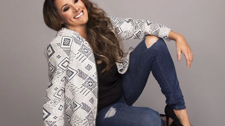X Factor winner Sam Bailey has been annouced as the latest addition to the line-up. Picture: Archant