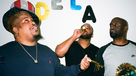 Hip hop pioneers are back De La Soul having seen their latest album, 'and the Anonymous Nobody...',