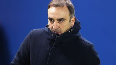 Sheffield Wednesday manager Carlos Carvalhal has a wealth of attacking options at his disposal. Pict