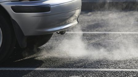 The motor industry has challenging CO2 cut targets and it�s going to get harder. Picture: Newspress