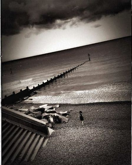 This photograph of Sheringham is taken from Nick Elliott's book Ice Cream & Sun Cream. Picture: Nick