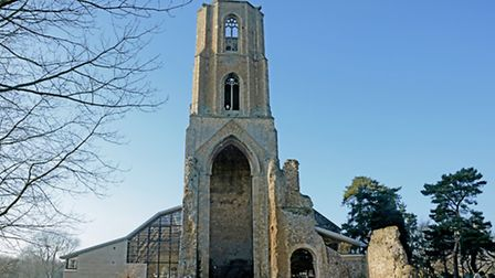 The Wymondham Abbey Experience. Picture: SOUTH NORFOLK COUNCIL