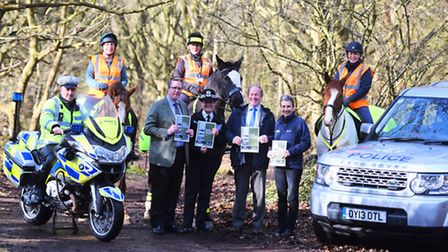 The Office of the Police and Crime Commissioner in Suffolk is launching its rural policing strategy.