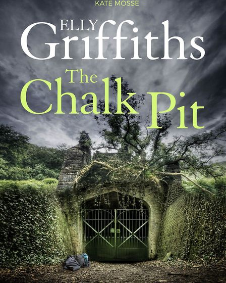The Chalk Pit by Elly Griffiths. Image: supplied by Quercus.