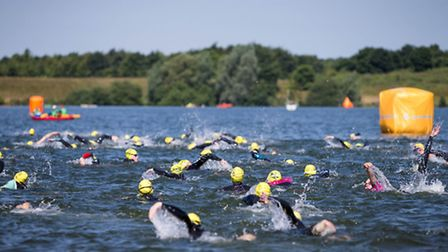 The Great East Swim 2016. picture: SUFFOLK COUNTY COUNCIL