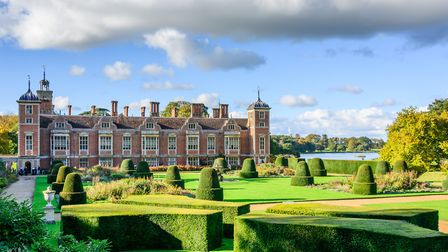 Blickling Hall and gardens: The Marquess of Lothian bequeathed the house and its estate to the Natio