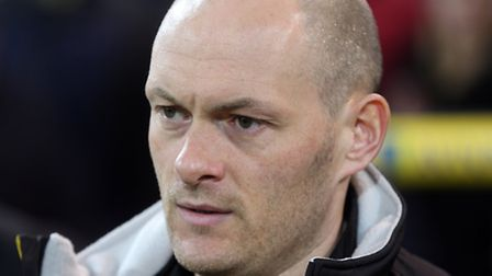 Norwich City manager Alex Neil has shot down speculation touting him with the Rangers job. Picture: