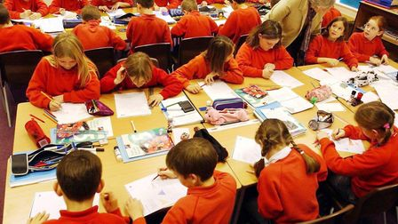 Thousands of new school places will be created as new homes are built. Picture: Barry Batchelor/PA W