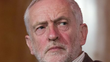 Jeremy Corbyn, the leader of the Labour Party. Photo credit: Isabel Infantes/PA Wire