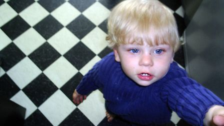 Peter Connelly, Baby P, who died in August 2007 while on the at-risk register. There has been a rise