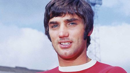 Daniel Gordan's documentary George Best: All By Himself gets a limited release. Picture: Dogwoof