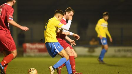 Wroxham have lost three successive league games since going down at King's Lynn Town in the quarter-